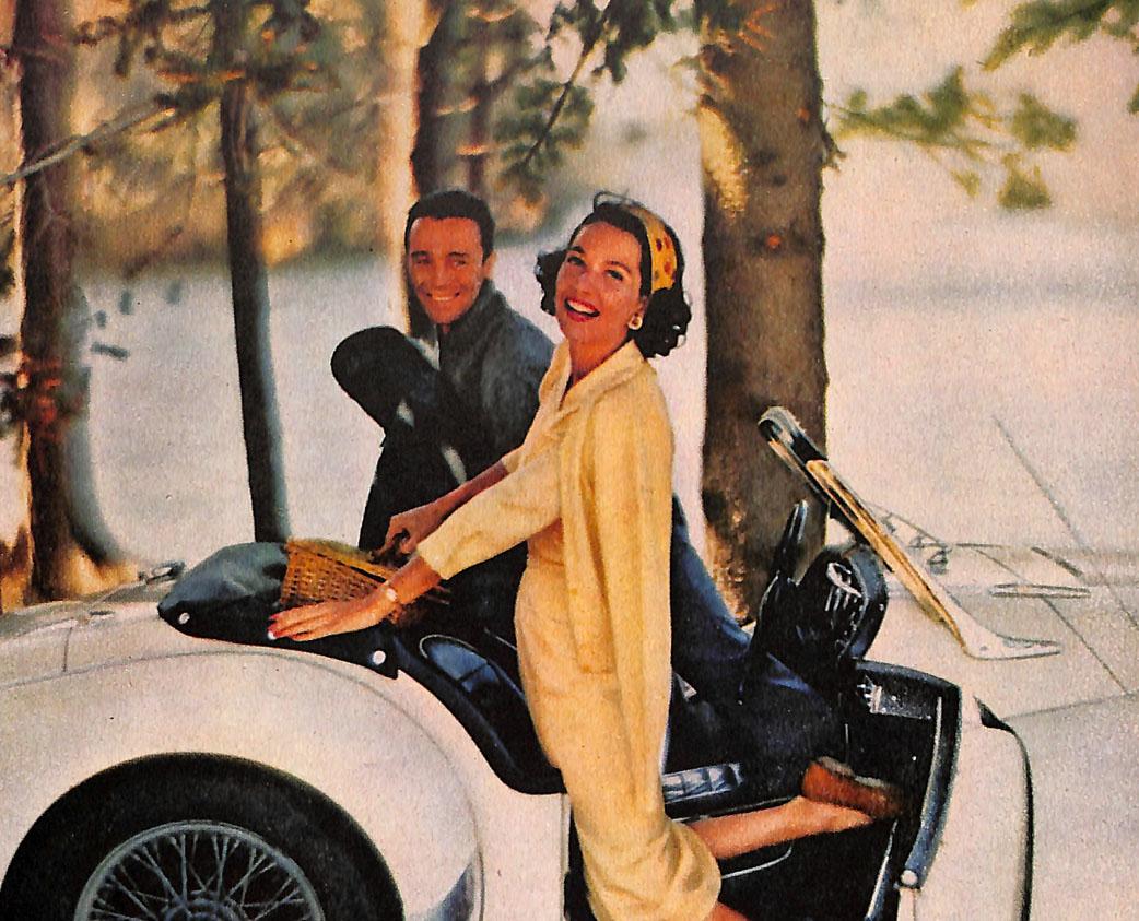 1959 Fem Feminine Napkins ad