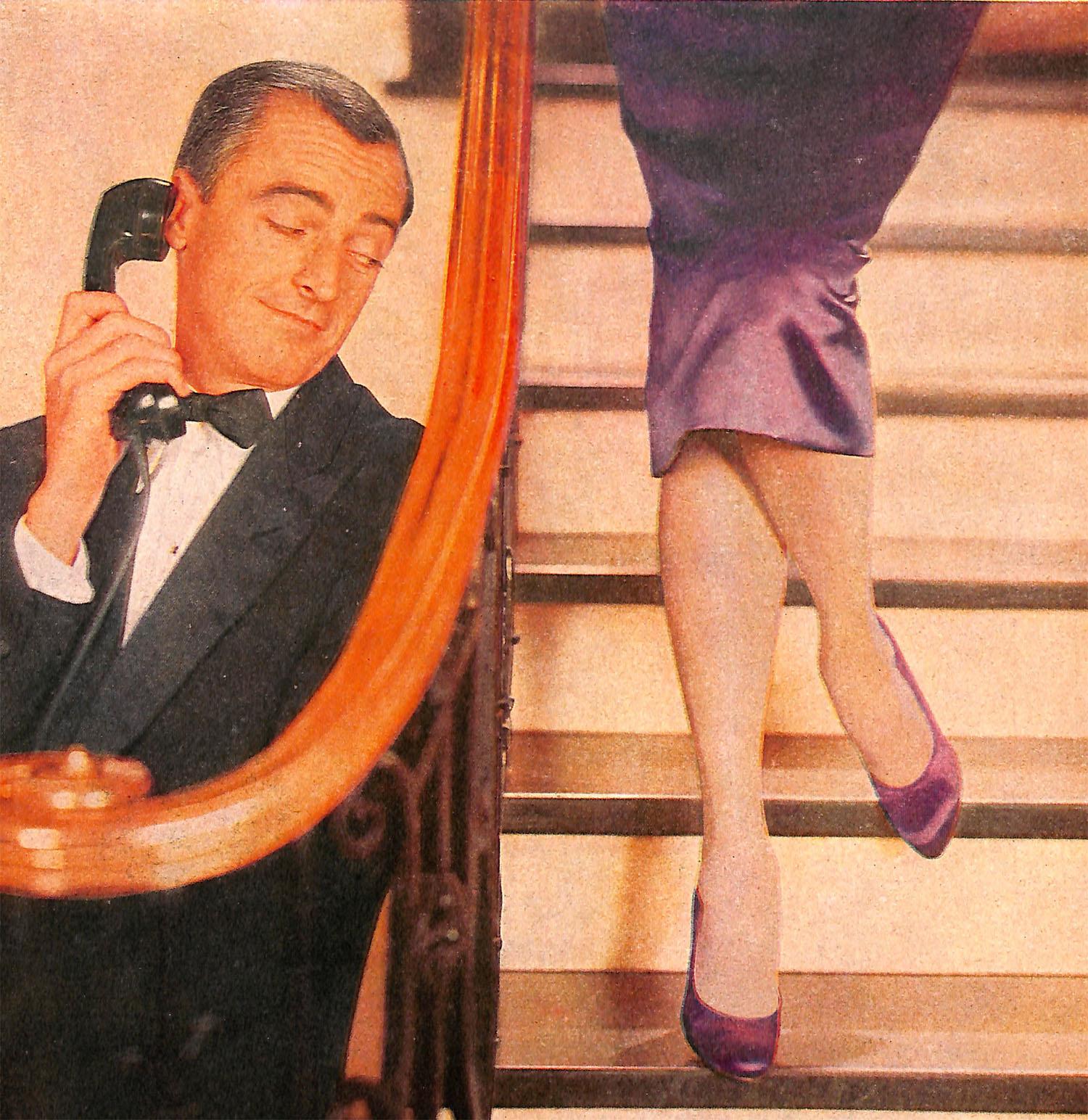 1957 DuPont Nylon Ad