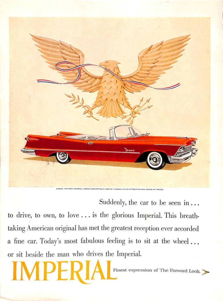 Chrysler's Imperial Crown