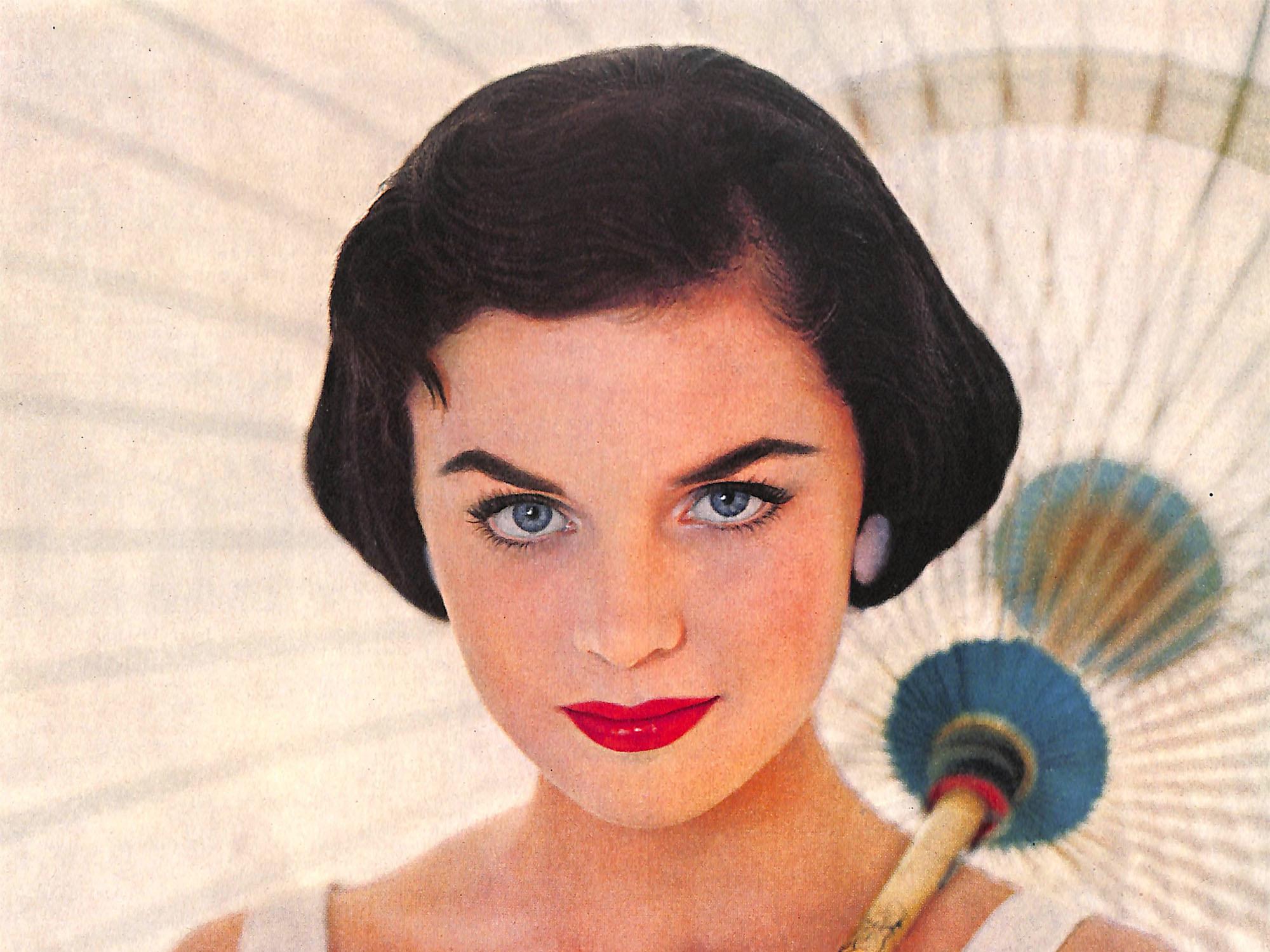 1958 Ivory Ad