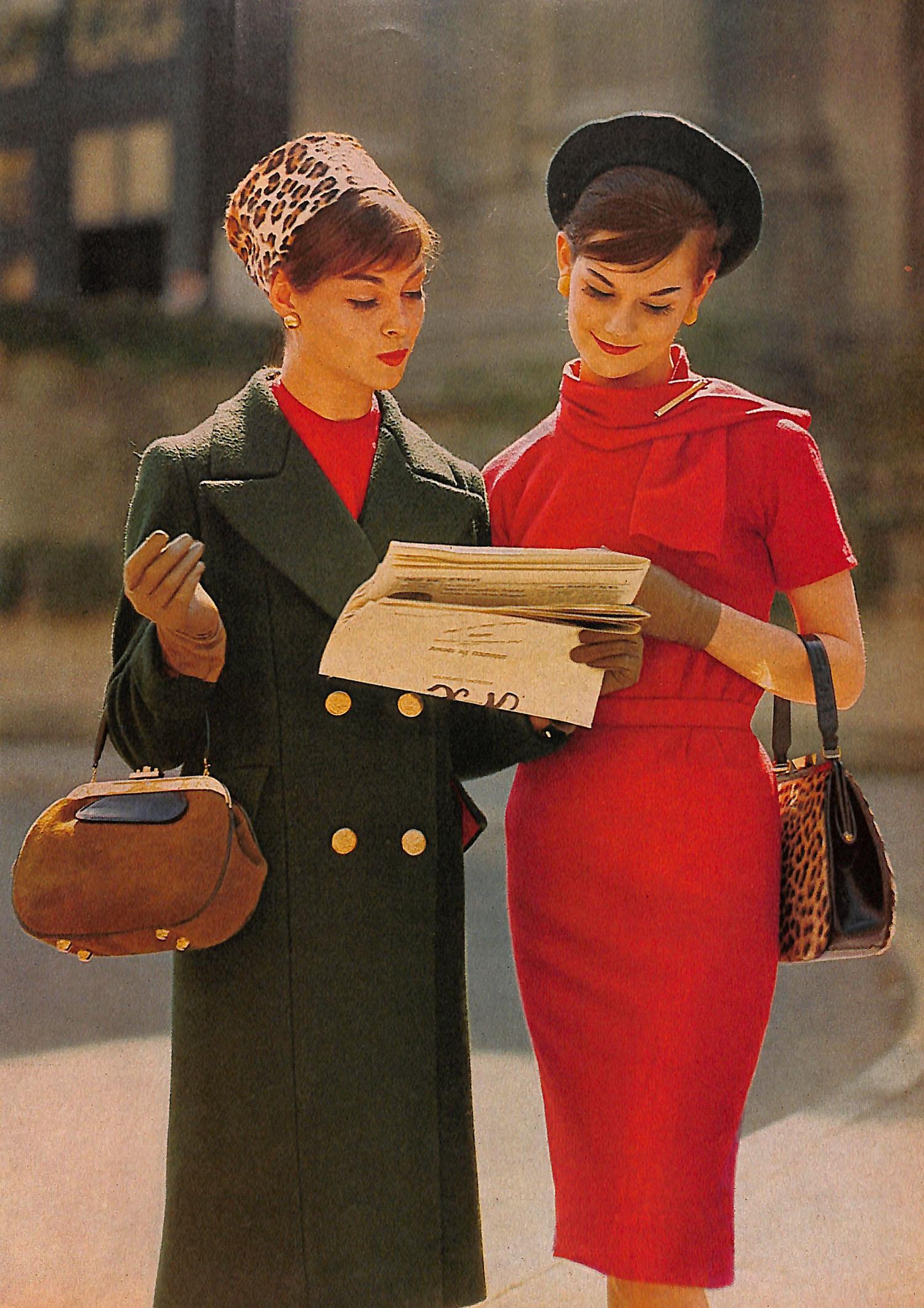 1960 Fall Fashion