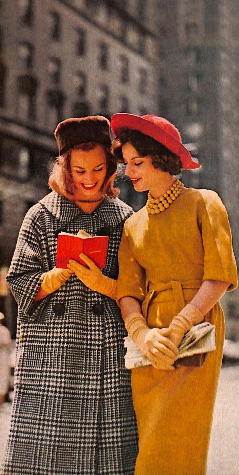 1960 stunning fashion