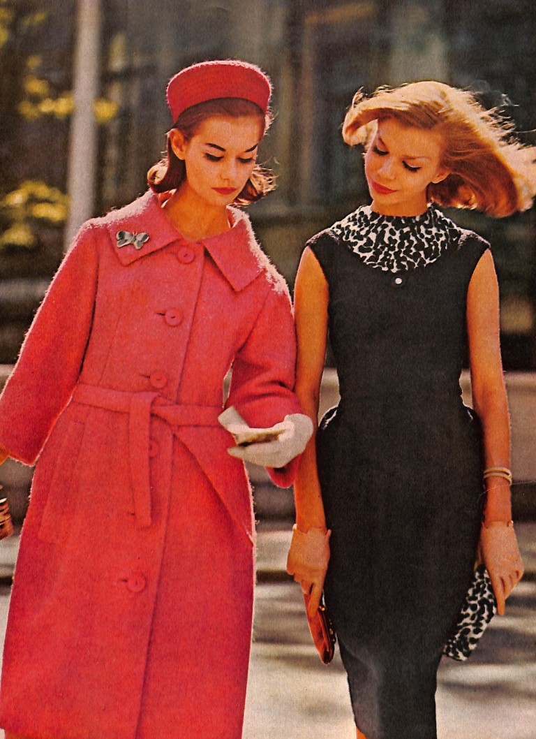 1960 Fall Fashion Fabulous – Vintage Gaze