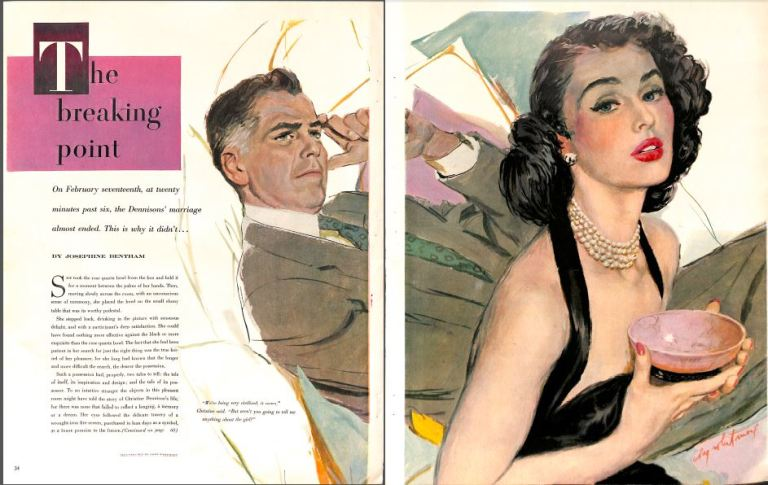 1951 Coby Whitmore Illustration