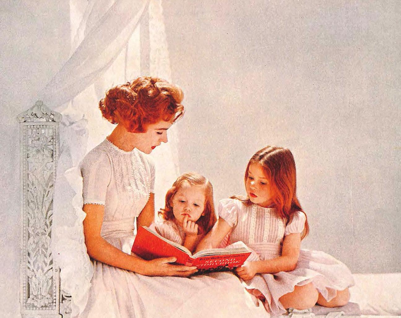 1958 Vintage Ad