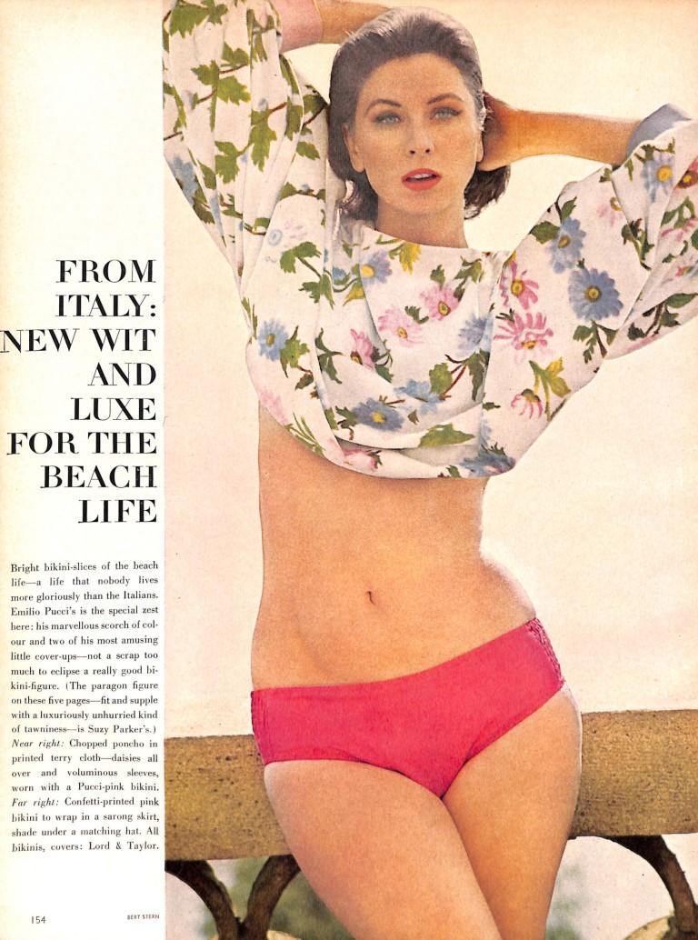 1964 Bikini Fashions