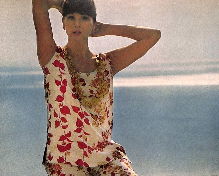 1964 Beach Fashions