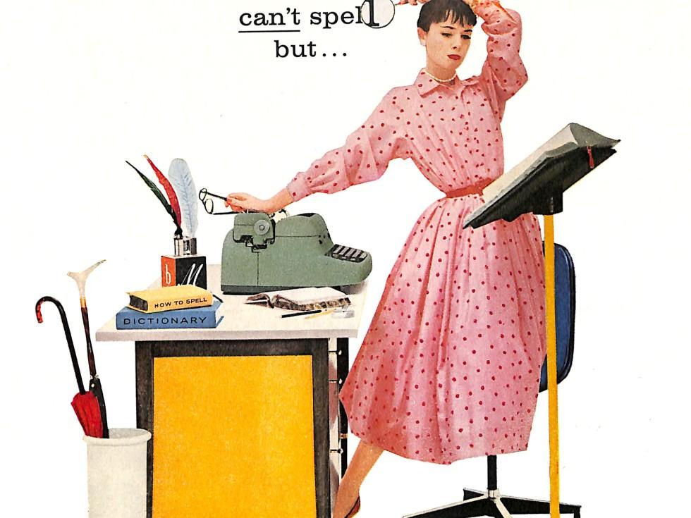1955 IBM ad