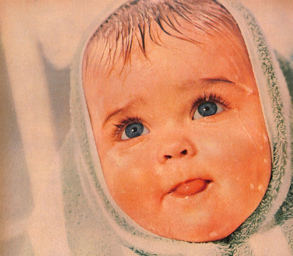 1963 Baby for Ivory Soap