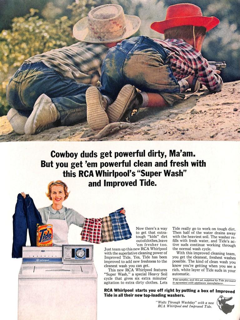 1963 Whirlpool ad