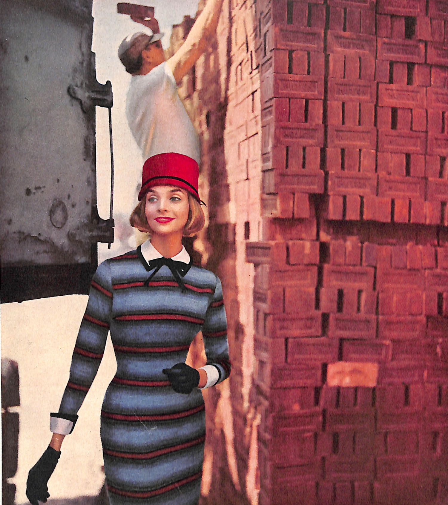 1957 Fashion Ad