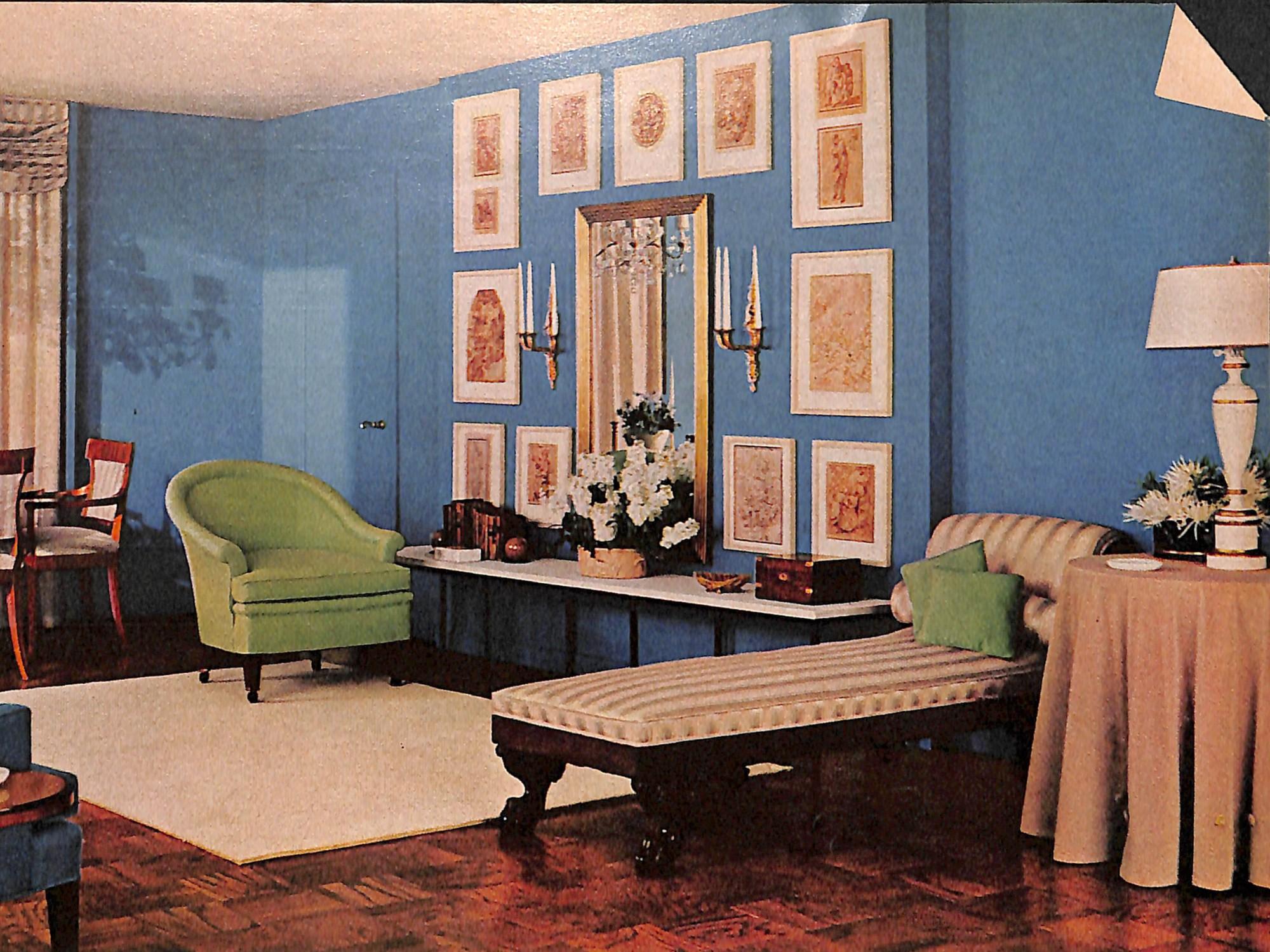 1962 Home Decor Ad