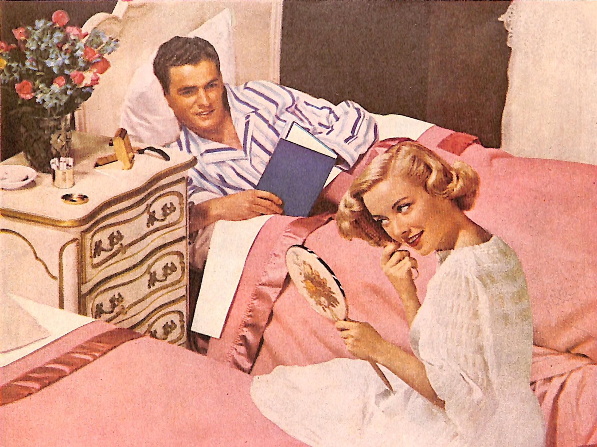 1951 Blanket At