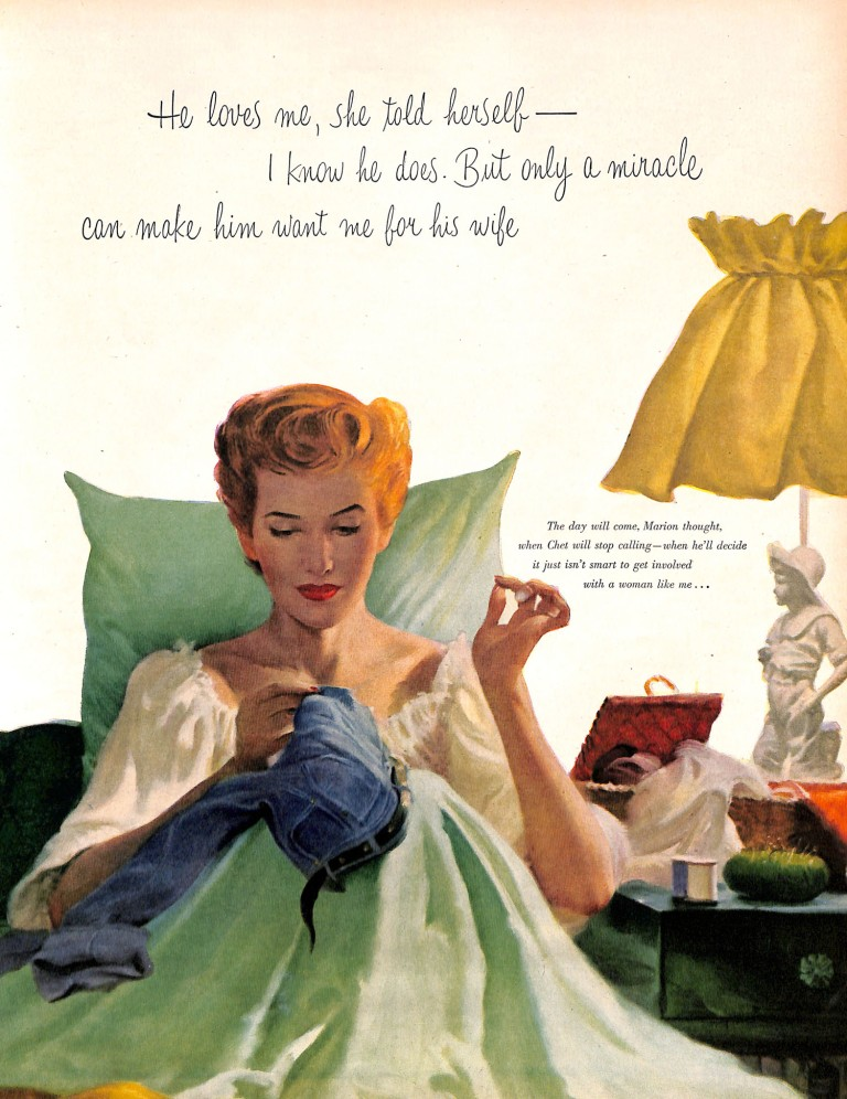 1952 Illustration by Robert Harris