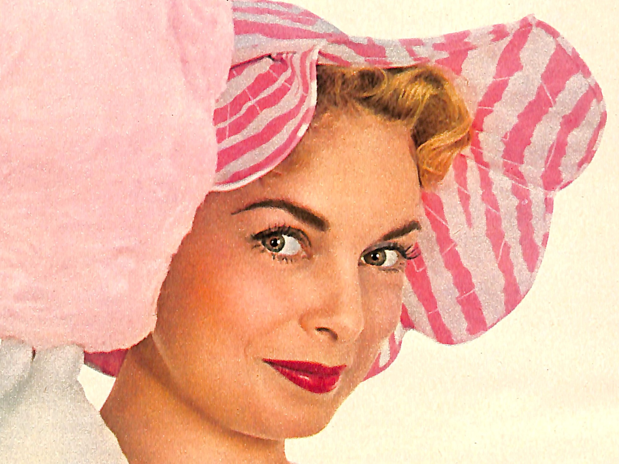 1953 Janet Leigh Ad