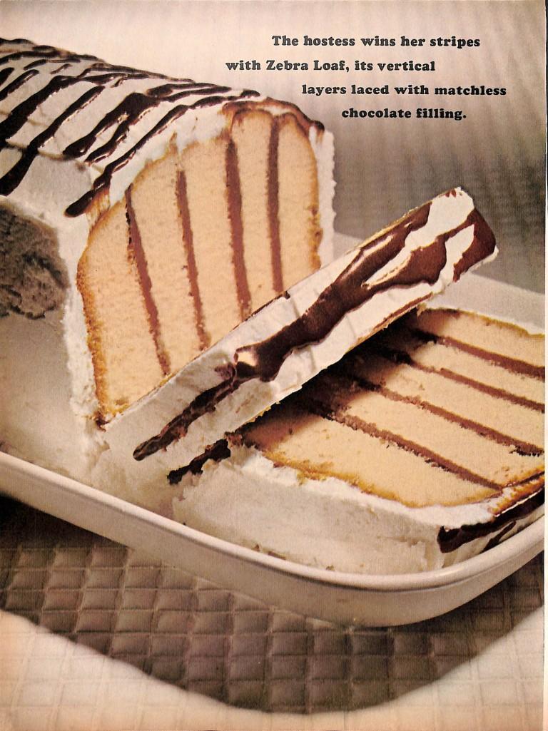 Vintage recipe - Loaf Cake