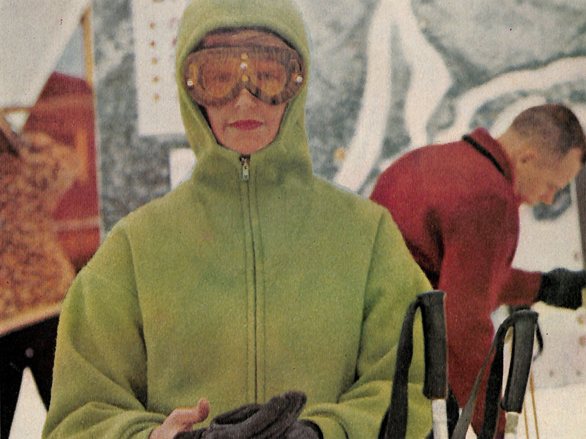 Fashions on the slope - 1963